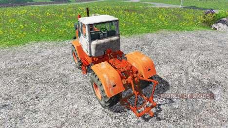Т-150 v3.0 [edit] для Farming Simulator 2015