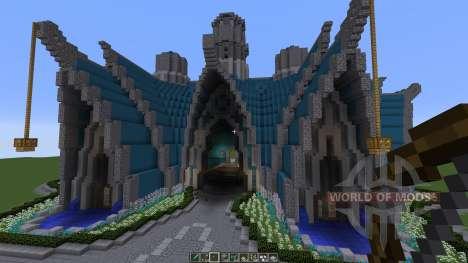 Elvish Keep для Minecraft