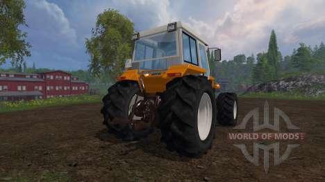 Fiat 1300 для Farming Simulator 2015