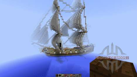 H.M.S Sunshine [1.8][1.8.8] для Minecraft