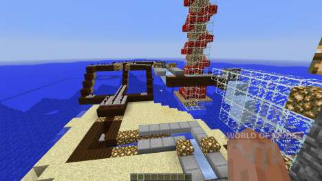 Ultimate Redstone Creation для Minecraft