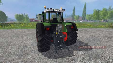 Fendt Favorit 824 v2.0 для Farming Simulator 2015
