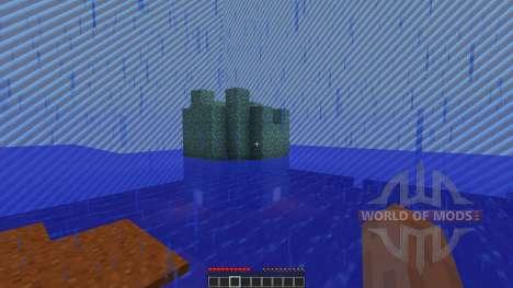 Cave Diving для Minecraft