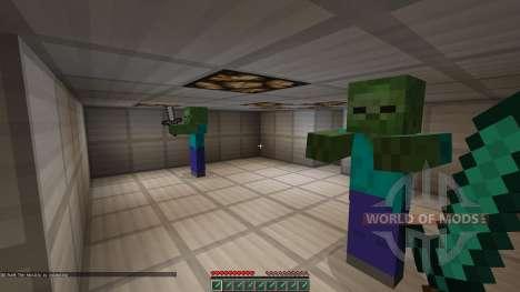 Mini-Dungeon 4 для Minecraft