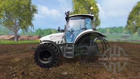 Lamborghini Nitro 120 Cage Wheels для Farming Simulator 2015