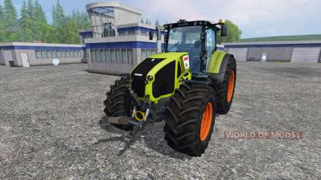 CLAAS Axion 950 v5.0 для Farming Simulator 2015
