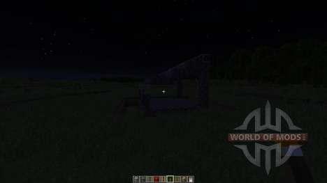 The Hunger Games world для Minecraft