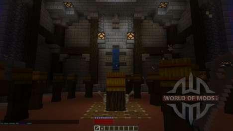 Triple Digits Arena [1.8][1.8.8] для Minecraft