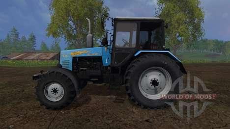 МТЗ-1221 Беларус v4.0 для Farming Simulator 2015