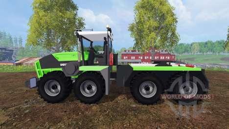 Deutz-Fahr Agro XXL для Farming Simulator 2015