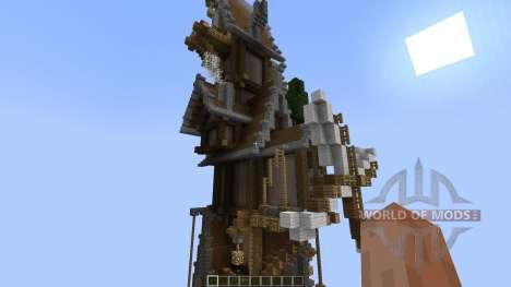 Steampunk [1.8][1.8.8] для Minecraft