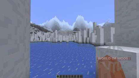 Hesho Lake Thanks PMC для Minecraft