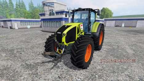 CLAAS Axion 950 v4.0 для Farming Simulator 2015