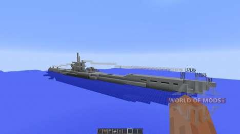 U-Boat U-513 для Minecraft