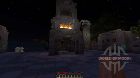 Defend the Barricades для Minecraft