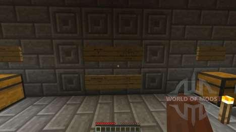 SEWER SURVIVAL для Minecraft
