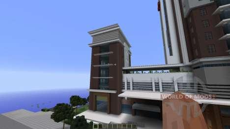 Modern Hospital [1.8][1.8.8] для Minecraft