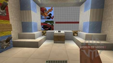 Minecraft Working Calculator V2 для Minecraft