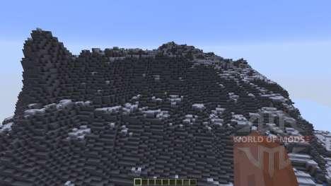 Mount Everest для Minecraft