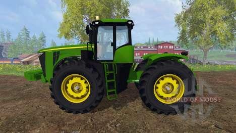 John Deere 9560R для Farming Simulator 2015