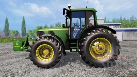 John Deere 6820 для Farming Simulator 2015