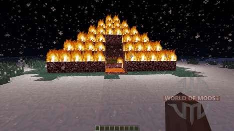 First Map для Minecraft