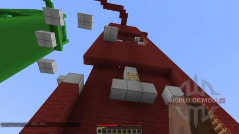PKR Towers [1.8][1.8.8] для Minecraft