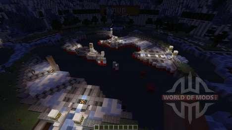 Ruined Sky PvP для Minecraft