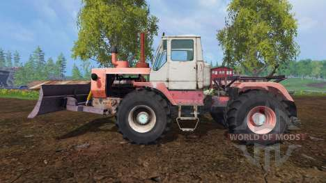 Т-150 v3.0 для Farming Simulator 2015