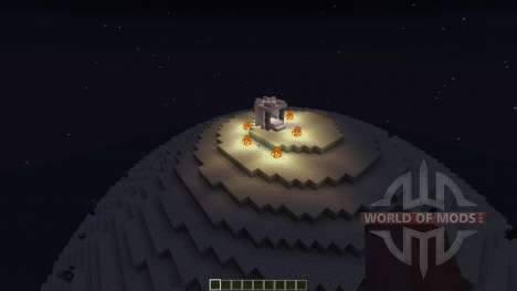 Moon Survival Will you survive для Minecraft