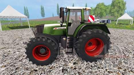 Fendt 930 Vario TMS v1.3 для Farming Simulator 2015