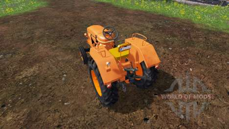 Renault D22 v1.1 для Farming Simulator 2015