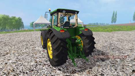 John Deere 8530 v1.3 для Farming Simulator 2015