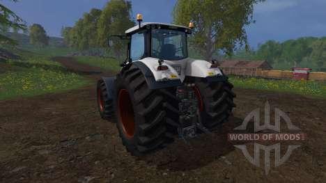 CLAAS Axion 950 white для Farming Simulator 2015