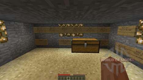 Maze of Pain для Minecraft