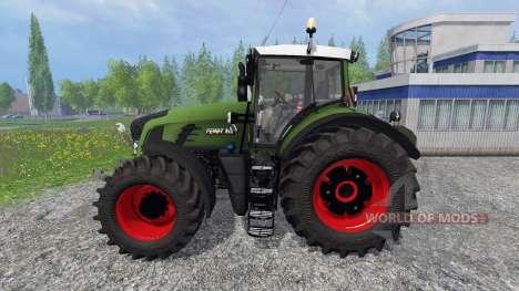 Fendt 924 Vario для Farming Simulator 2015