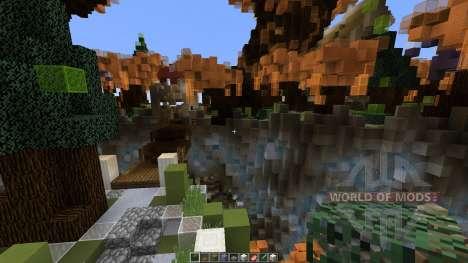 Fantasy 100x100 plo для Minecraft
