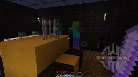 Defend The King для Minecraft
