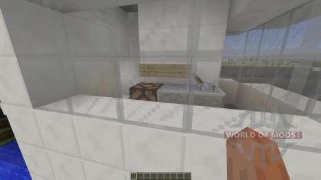 Vertical Lift Bridge для Minecraft