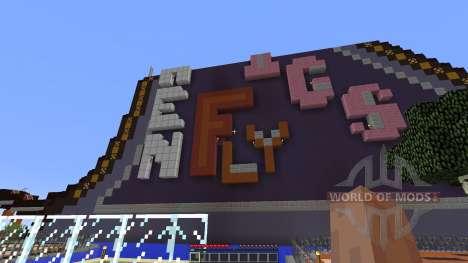 When Pigs Fly для Minecraft
