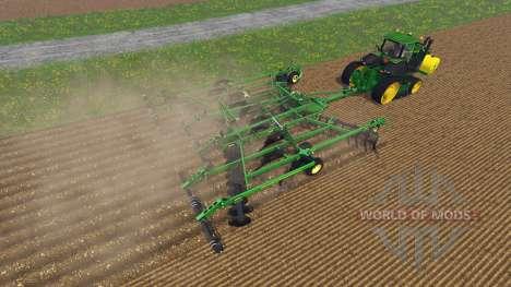John Deere 2720 v2.0 для Farming Simulator 2015