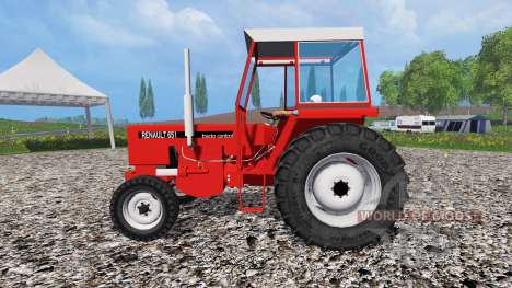 Renault 651 для Farming Simulator 2015