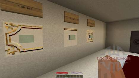 Dimension Jumper 2 [1.8][1.8.8] для Minecraft