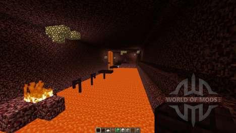 Dimensions Of Parkour [1.8][1.8.8] для Minecraft