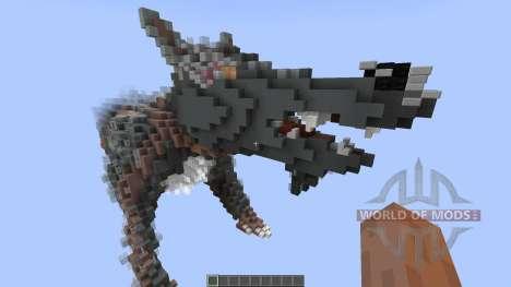 Worado Organic Wolf [1.8][1.8.8] для Minecraft