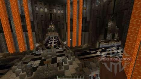 Enyas Spawn для Minecraft