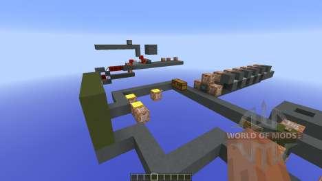 Minecraft Map a telecharger V2 Ave для Minecraft