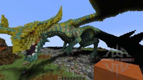 Ferelden Frostback для Minecraft