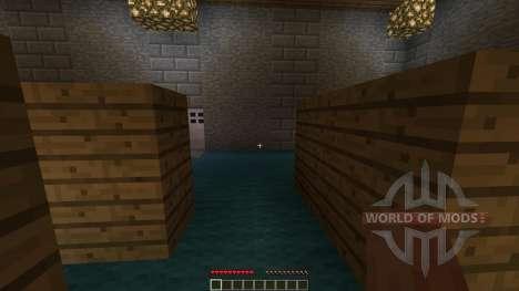 Escape the Workplace для Minecraft