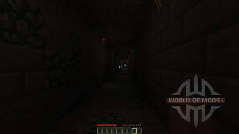 The Haunted Hallway для Minecraft